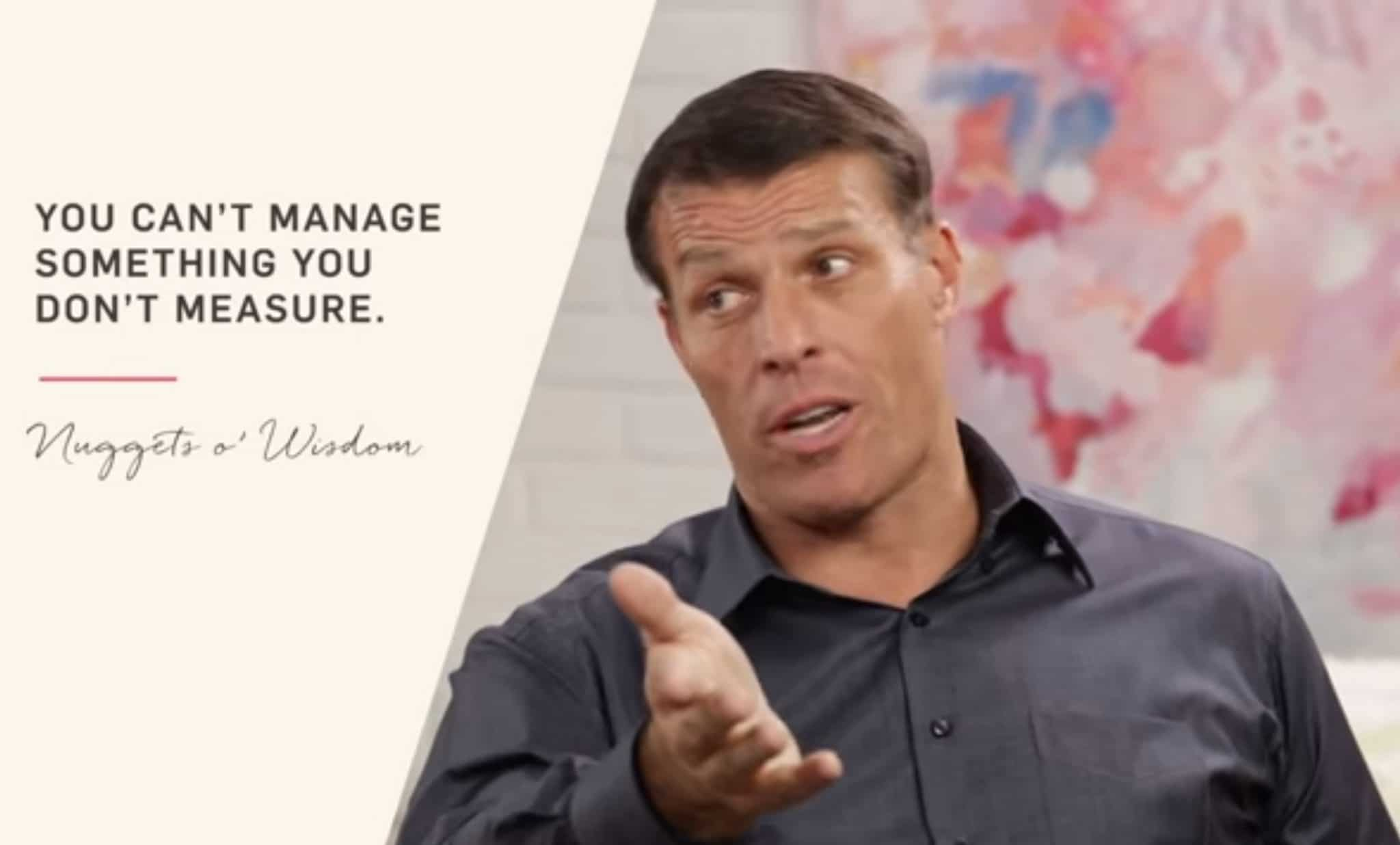 Measure_Tony Robbins